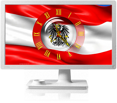 Clock Flag Austria code activation