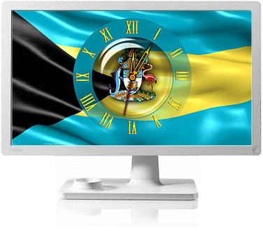 Clock Flag Bahamas code activation