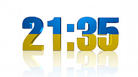 3D Ukraine Digital Clock code activation