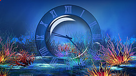 Aqua Clock v2 code activation