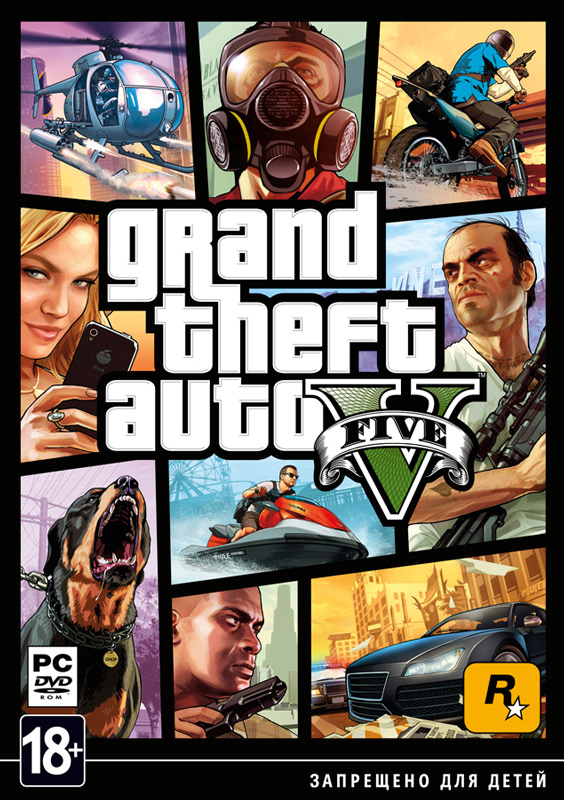 Grand Theft Auto V (GTA 5,REG FREE/KEY/ MULTIL) + GIFT