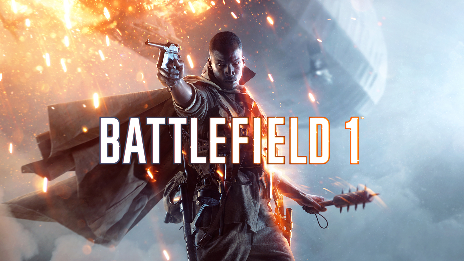 Battlefield 1 Deluxe Edition + [Warranty]