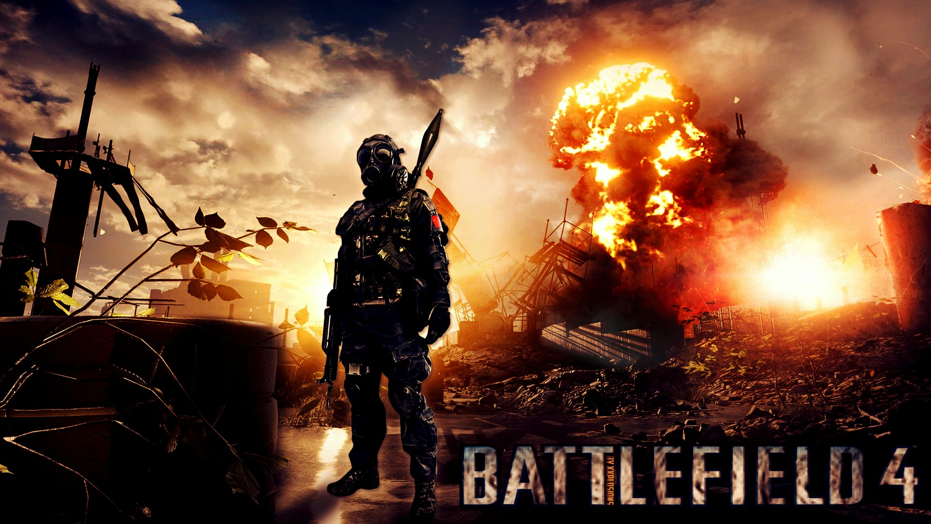 Battlefield 4 [Origin Account]