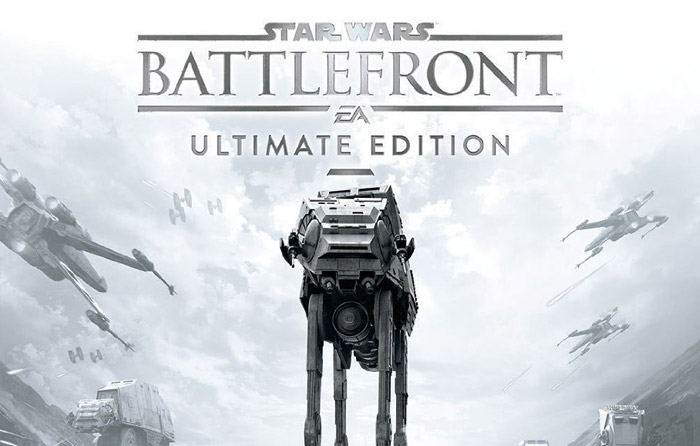 STAR WARS BATTLEFRONT ULTIMATE + [Warranty]