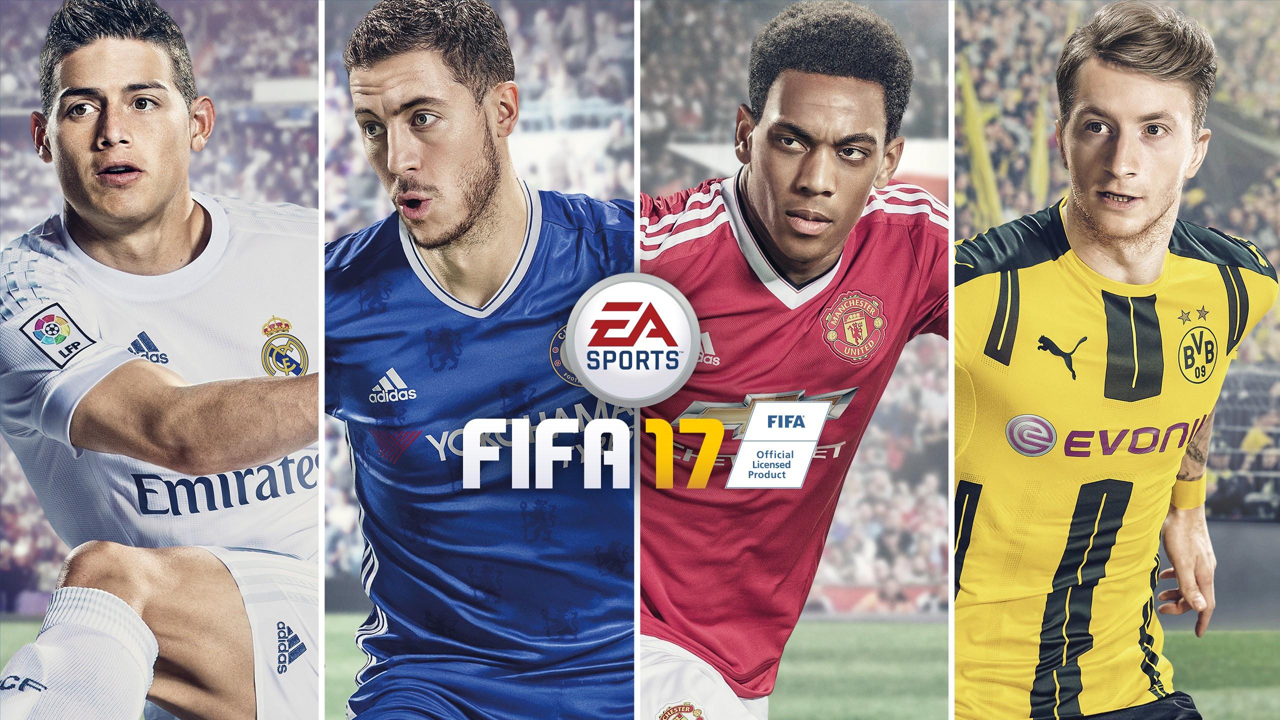 Купить FIFA 17 +[Секретный ответ+Смена почты]