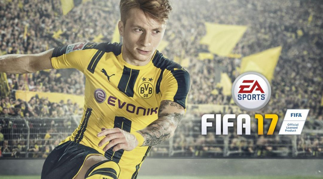 FIFA 17 [Origin KEY][REGION FREE][MULTI-LANGUAGE]