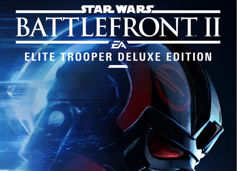 STAR WARS Battlefront II: Deluxe + [Secret answer]