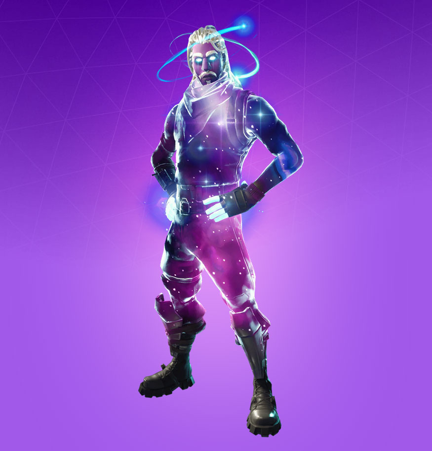FORTNITE Epic skin Galaxy