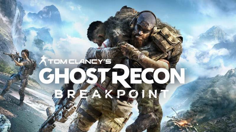 Tom Clancy's Ghost Recon Breakpoint [WARRANTY][Uplay]