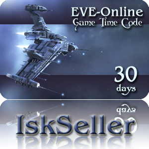 ЕVЕ-Online Game Time Code 30-d.