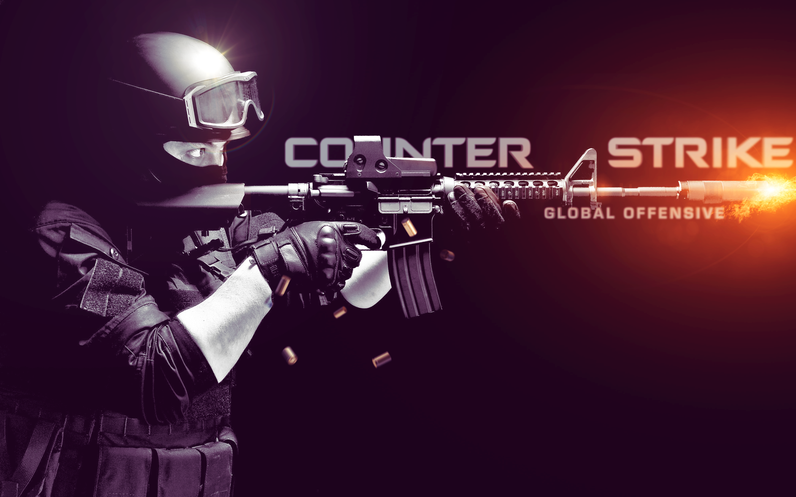 Counter-Strike: Global Offensive (Gift, RU+CIS) + Bonus