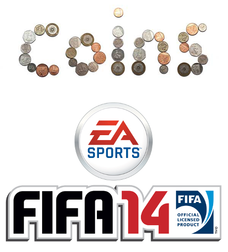FIFA 14 Ultimate Team • Coins • iOS • + 5% discount VIP