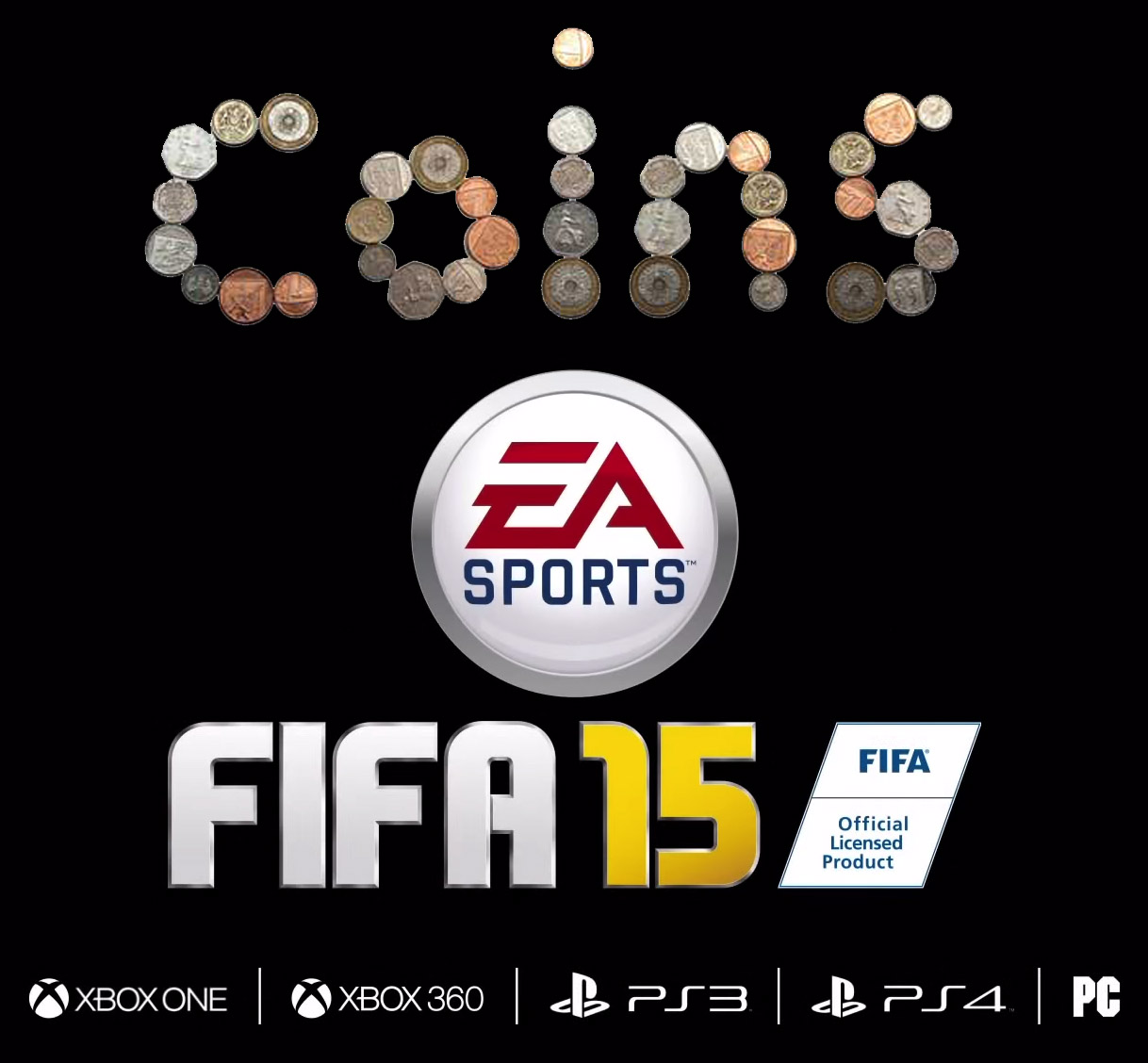 FIFA 15 Ultimate Team • Coins • PS3 / 4 • + 5% discount VIP