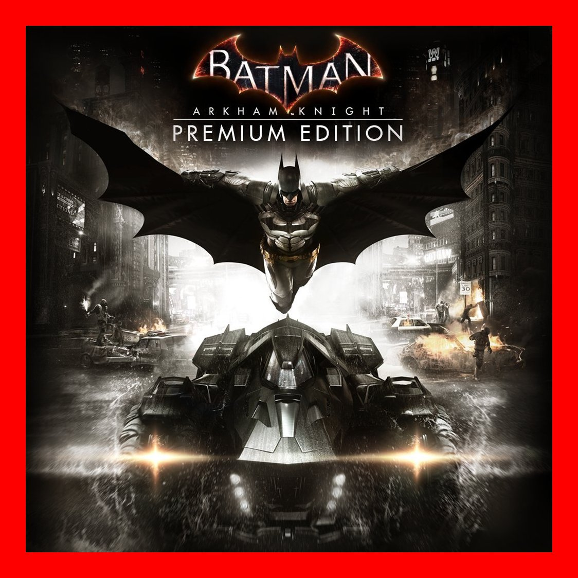 Batman: Arkham Knight Premium Edition + Discount