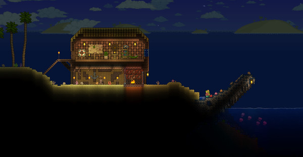 Terraria (Steam Gift / RU+CIS) + ПОДАРОК