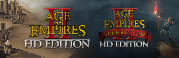 Age of Empires II HD + The Forgotten DLC (Gift/RU+CIS)