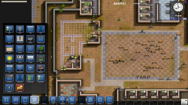 Prison Architect (Steam Gift/RU+CIS)