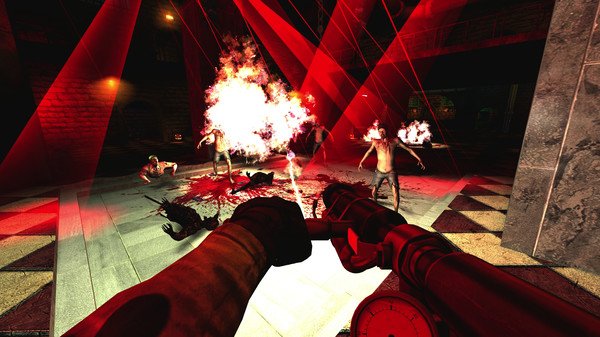 Killing Floor (Steam Gift / Region Free)+DLC Alliance 2