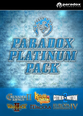 Paradox Platinum Pack (Steam Gift / Region Free)