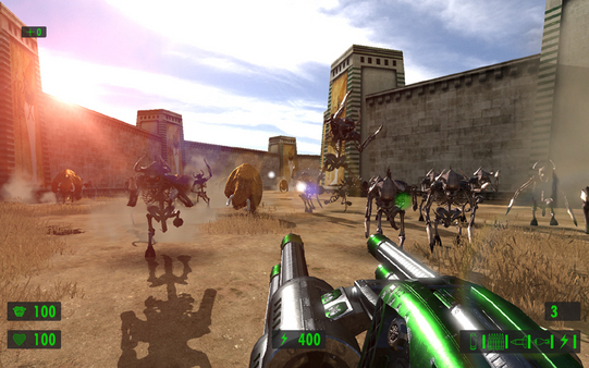 Serious Sam HD: The First Encounter(Gift/RU+CIS) + GIFT