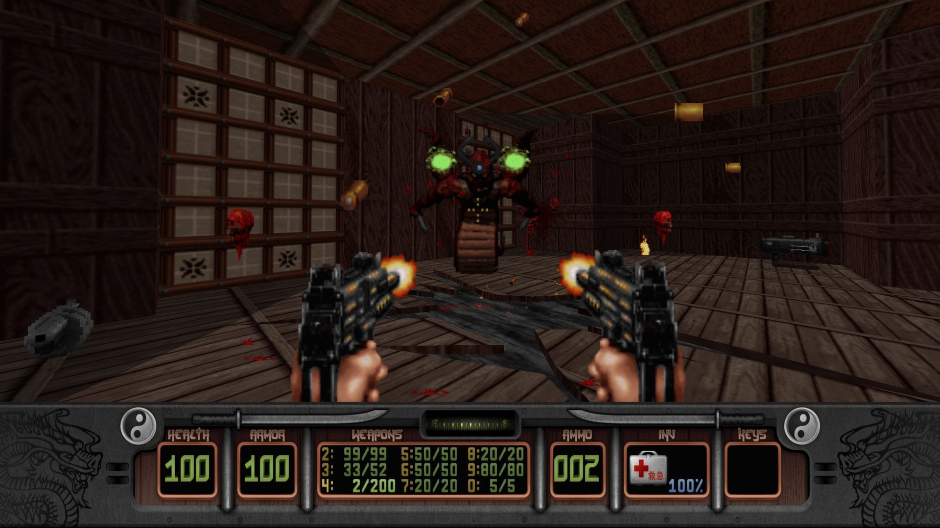 Shadow Warrior Classic Redux (Steam Gift/RU+CIS) + GIFT
