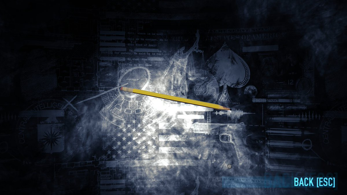 Payday 2: Pen Melee Weapon DLC (Steam key/ROW)