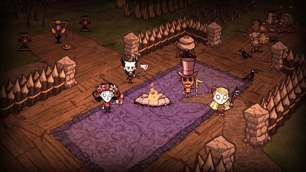 Dont Don´t Starve Together  (Steam Gift/RU+CIS) + BONUS