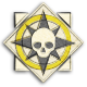 Set of cards for badge Murderous Pursuits + BONUS 2019