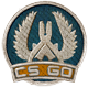 Set of cards for badge Counter-Strike Global Offensive