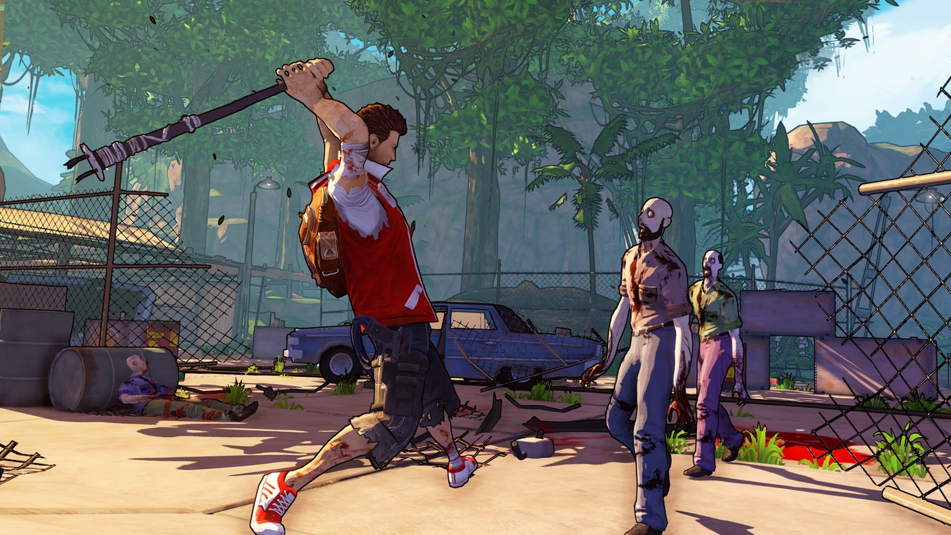 Escape Dead Island (Steam Gift/RU) + BONUS 2019