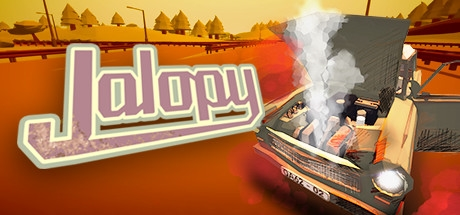 Jalopy - The Road Trip Driving Indie Car Game (Steam Gift/RU) + BONUS 2019