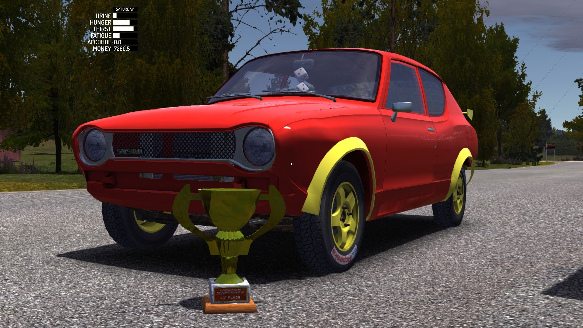 My Summer Car (Steam Gift/RU) + BONUS 2019