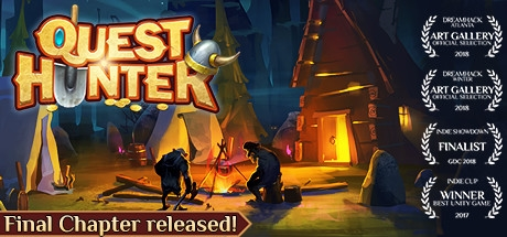 Quest Hunter (Steam Gift/RU) + BONUS 2019