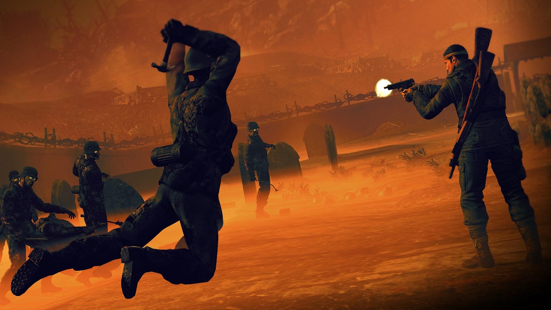Sniper Elite Nazi Zombie Army 2 (Steam Gift/RU) + BONUS 2019