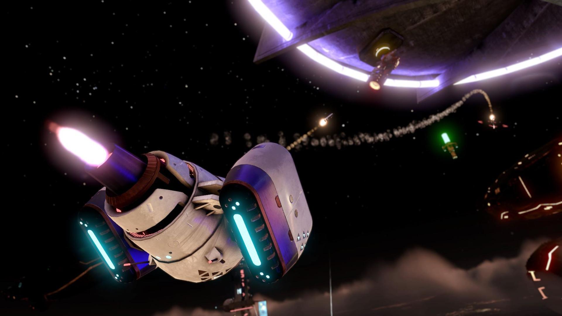Space Pirate Trainer (Steam Gift/RU) + BONUS 2019