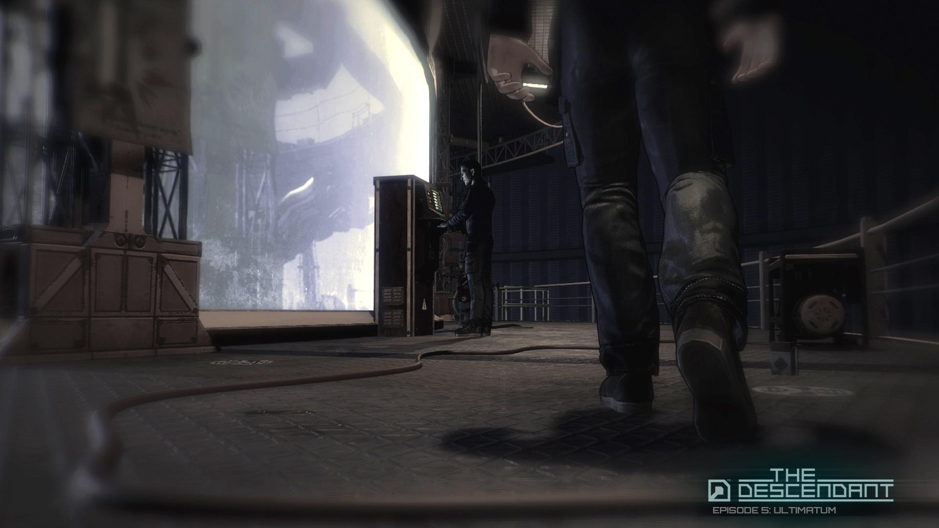 The Descendant (Steam Gift/RU) + BONUS 2019