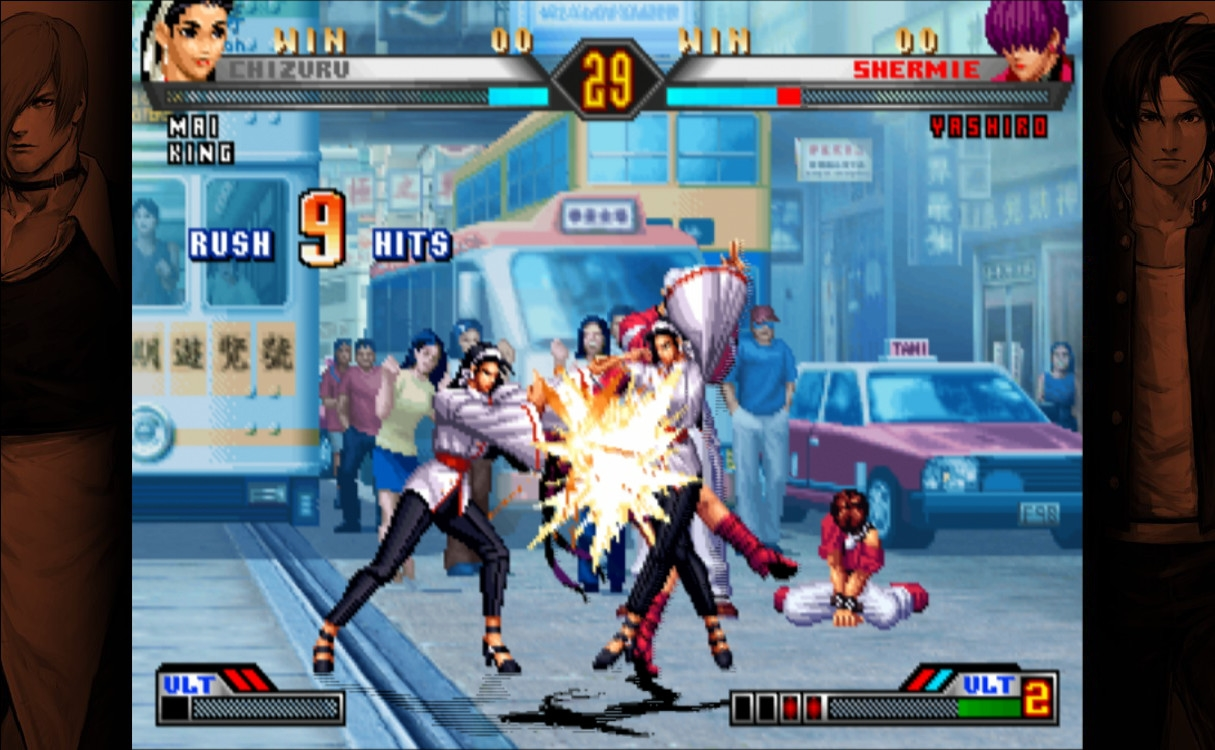 THE KING OF FIGHTERS '98 ULTIMATE MATCH FINAL EDITION (Steam Gift/RU) + BONUS 2019