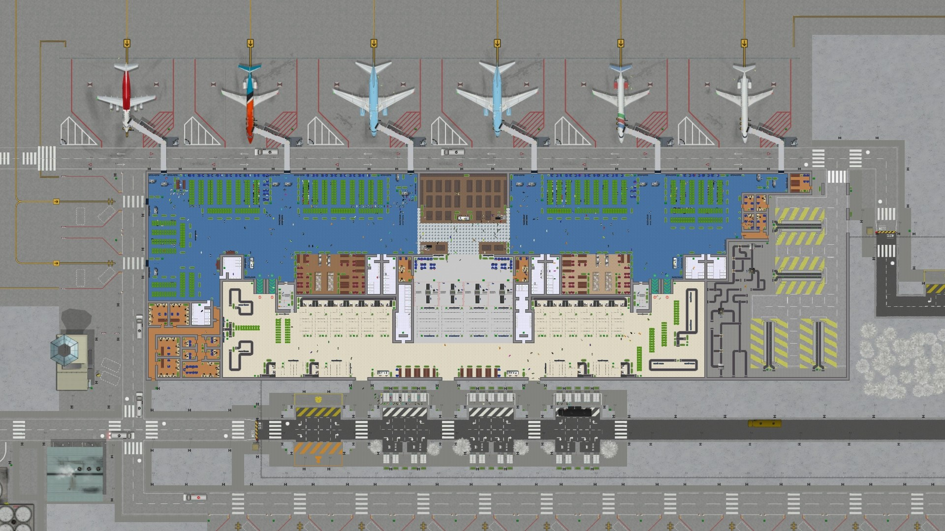 Airport CEO (Steam Gift/RU) + BONUS 2019
