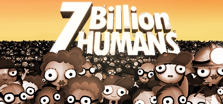 7 Billion Humans (Steam Gift/RU) + BONUS 2019