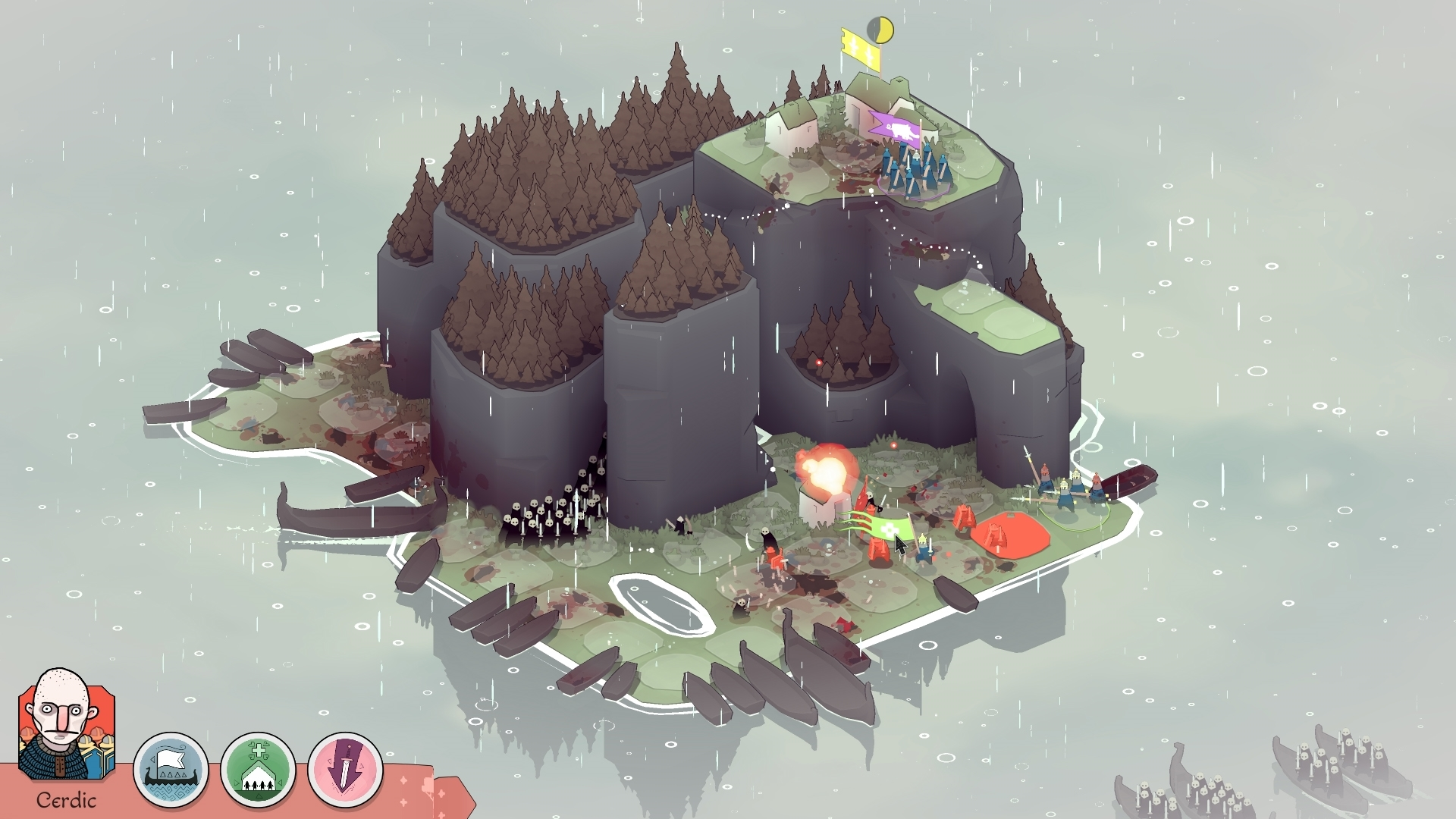 Bad North (Steam Gift/RU) + BONUS 2019