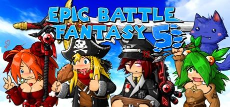 Epic Battle Fantasy 5 (Steam Gift/RU) + BONUS 2019