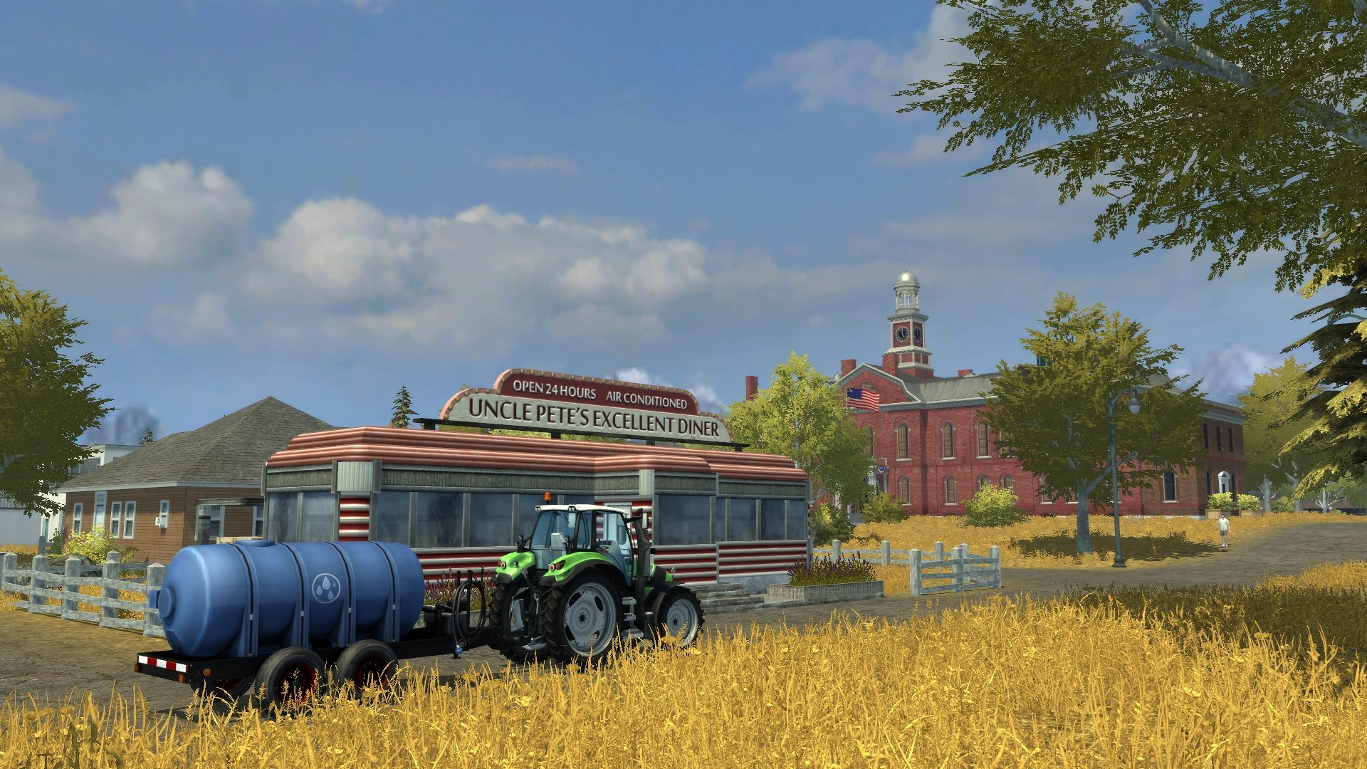 Farming Simulator 2013 Titanium Edition (Steam Gift/RU) + BONUS 2019