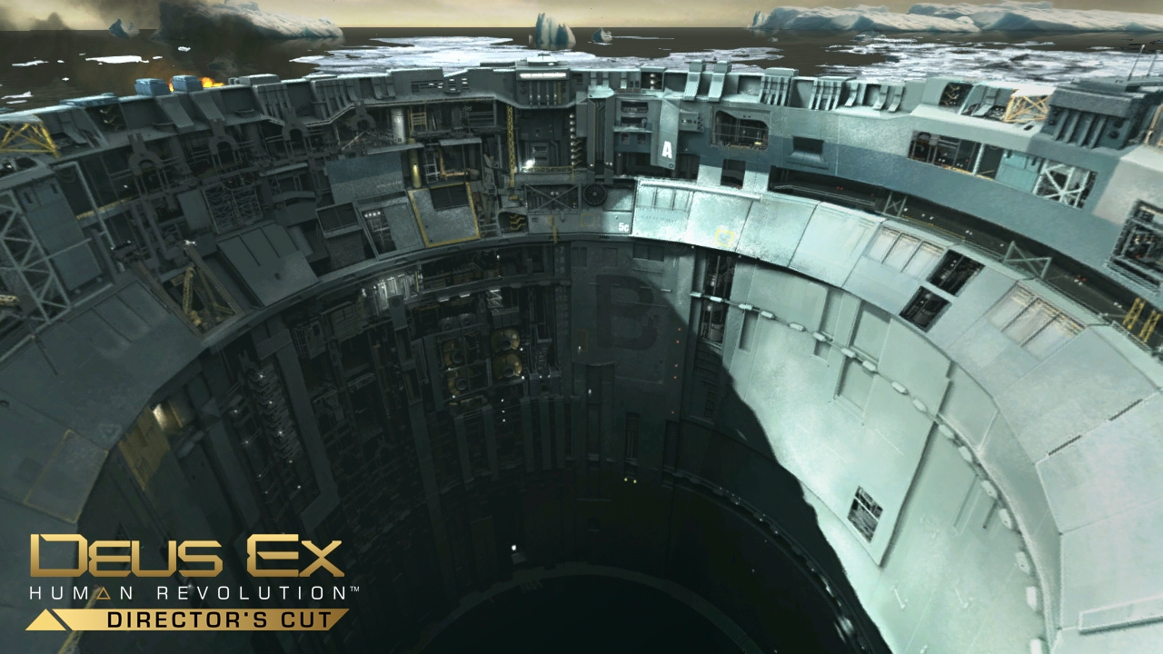 Deus Ex: Human Revolution - Director's Cut (Steam Gift/RU) + BONUS 2019