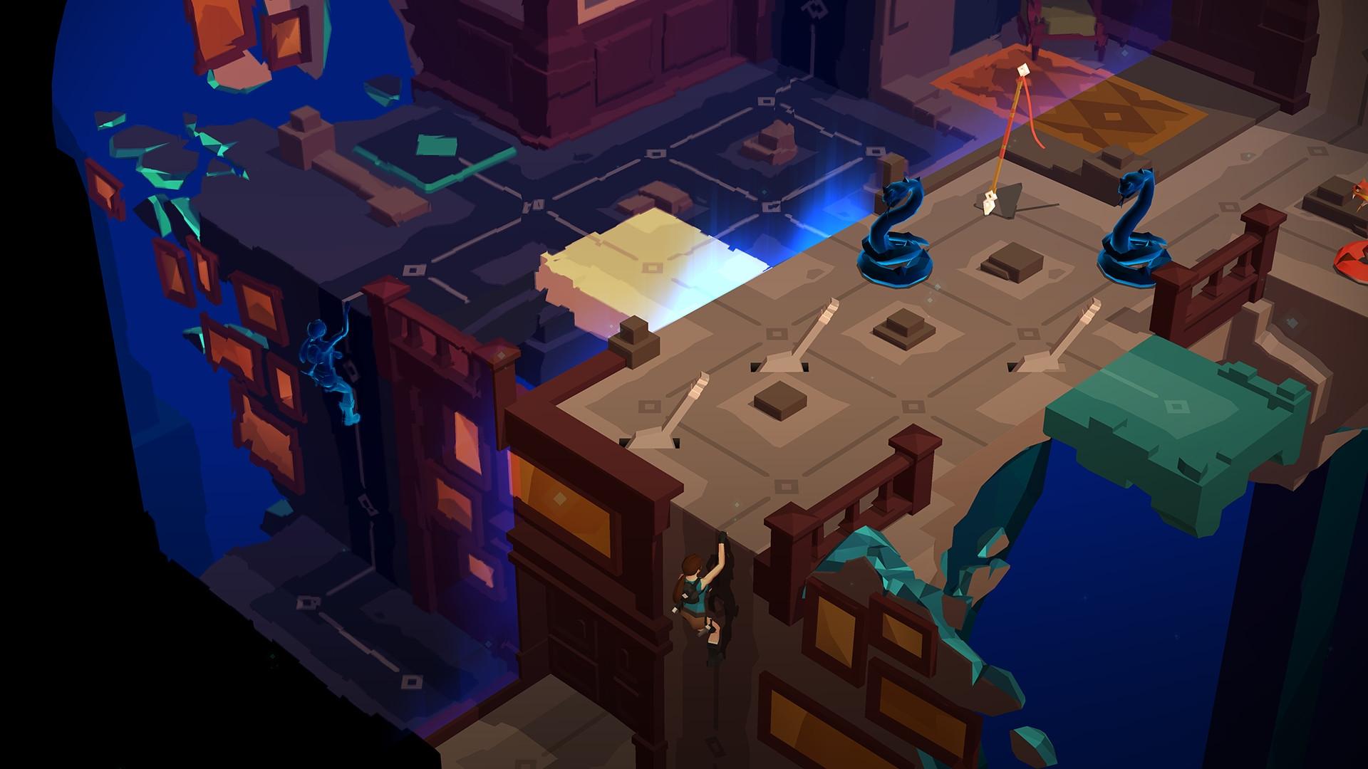 Lara Croft GO (Steam Gift/RU) + BONUS 2019