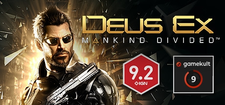 Deus Ex: Mankind Divided (Steam Gift/RU) + BONUS 2019