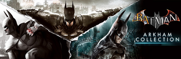 Batman: Arkham Collection (Steam Gift/RU) + BONUS 2019