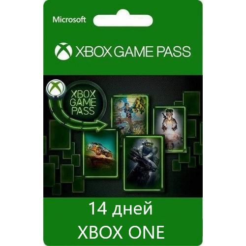 Фотография xbox game pass на 14 дней (xbox one) - все страны