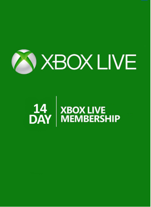 XBOX LIVE GOLD subscription for 14 days - XBOX ONE/360