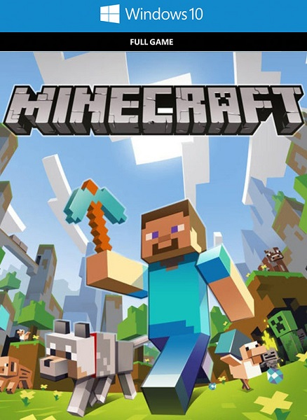 MINECRAFT (PC) License Key | Windows 10 Edition