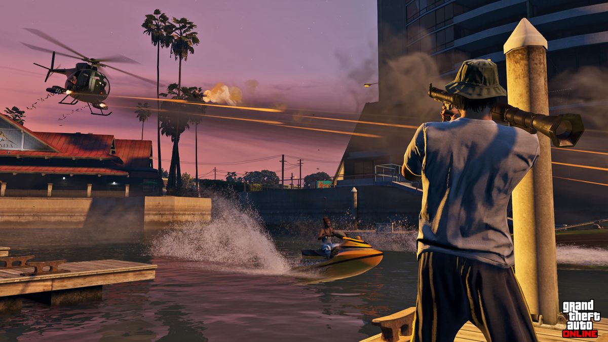 Grand Theft Auto V Premium Edition (PC) - GTA 5